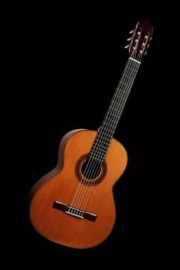 Chitarra classica artigianale modello Concerto