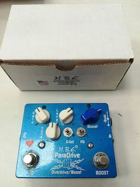 HBE PARADRIVE Overdrive/Boost