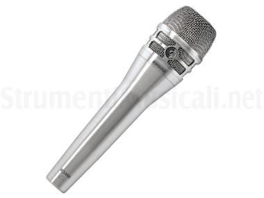 Shure Ksm8 N (garanzia Estendibile A 5 Anni) - Microfono Dinamico A Doppio Diaframma Per Voce Nickel