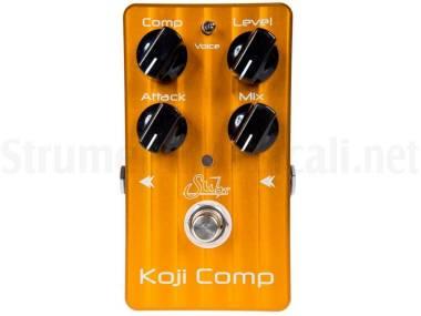 Suhr Koji Comp - Effetto Compressore / Booster A Pedale