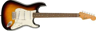 Squier Classic Vibe Stratocaster 60s LRL 3TS
