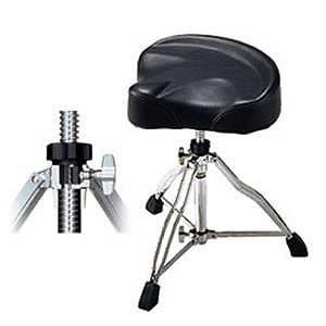 Tama HT530 1st Chair Wide Rider Sgabello -triangolare- tessuto. Spedito Omaggio