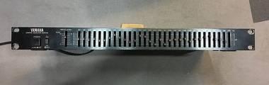 Yamaha GQ1031B Equalizzatore Grafico 31 Bande USATO GARANZIA