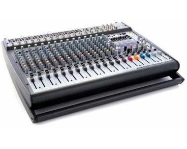 BEHRINGER PMP6000 MIXER AMPLIFICATO 20 CANALI CON EFFETTI 1200W