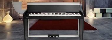 DEXIBELL VIVO H1 PIANOFORTE DIGITALE 88 TASTI PESATI NERO