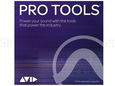 Avid Pro Tools Perpetual License - Educational Student / Teacher + Ilok - Software Daw Per La Regist