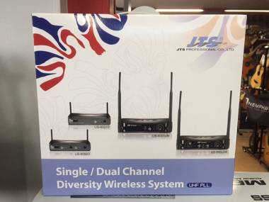 JTS Guitar Wireless System PT 850Bmi - US 8001 D - GC-80 professionale