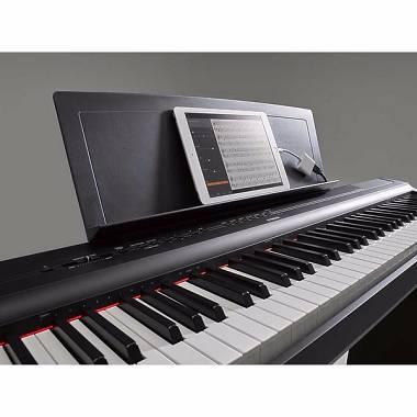 YAMAHA P125 PIANOFORTE DIGITALE 88 TASTI PESATI