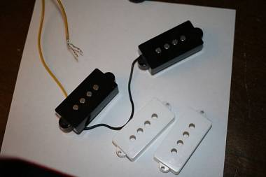 Pickup Wilkinson Precision bass squier, fender, pbass cover
