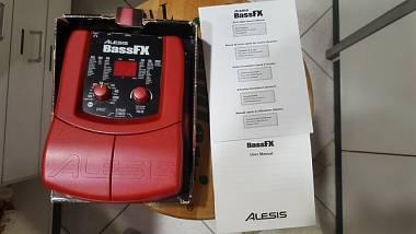 Multieffetto Alesis Bass FX