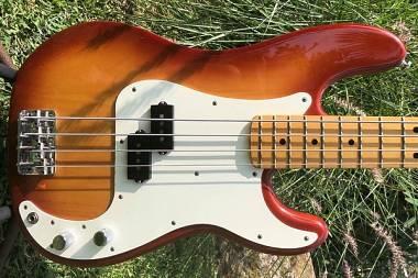 Fender Precision  S9 1979/82 SIENNA BURST