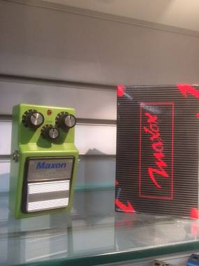 Maxon VOP9 Vintage Overdrive Pro PARI AL NUOVO