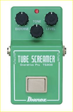 IBANEZ TS808 Tube Screamer Overdrive Pro SPEDIZIONE GRATUITA!!!
