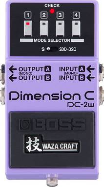 BOSS DC-2W Dimension C (Waza Craft) MADE IN JAPAN