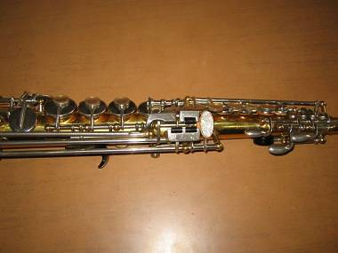 SAX Soprano  ( Selmer ) MARK VI      by MEAZZI  Anni  '60.