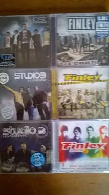 """STOCK 10 CD """"BOY BAND ITALIANE"""" Nuovi,Sigillati"""
