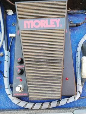 Morley Steve Vai bad horse 2 wah wah