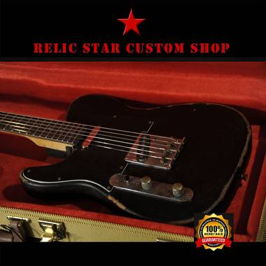 RELIC STAR CUSTOM SHOP t-'50 alnico 5  Left Hand Telecaster
