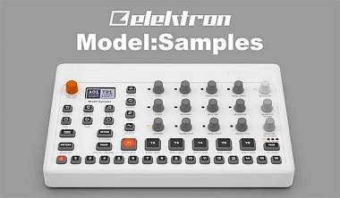Elektron SAMPLES Groovebox  a 6 tracce
