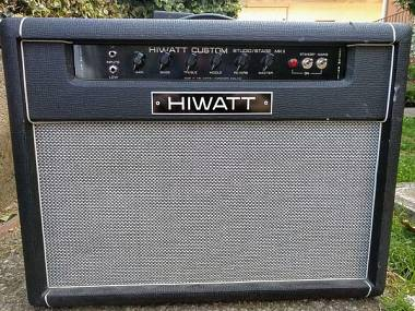 Hiwatt Custom Studio Stage MKII 40/20W SS212 combo Custom shop