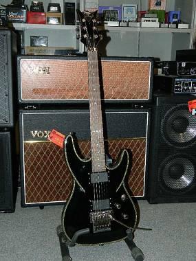 DBZ Guitars Barchetta