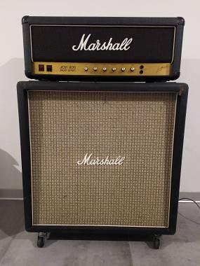Marshall JCM 800 Bass Series + Cassa 4x12