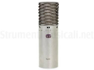 Aston Microphones Spirit - Microfono Multipolare A Condensatore Per Strumenti E Voce