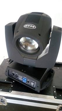 TESTA MOBILE BEAM 7R SOS LIGHTS