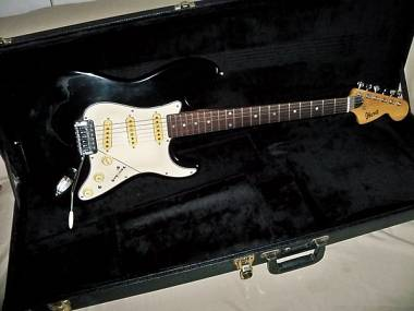 Ibanez 2375 Stratocaster MADE IN JAPAN '71-'72 - 2 switch +CASE - RARO VINTAGE