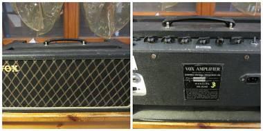 Vox AC50 MkIII 1966