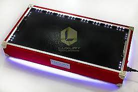 LED PEDALBOARD CHITARRA/BASSO by Luxury Pedalboards (PEDALTRAIN STEFYLINE)