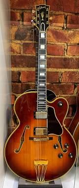 Gibson Byrdland del 1969 (L5-super 400) ECCELLENTI CONDIZIONI FANTASTICA + OHC
