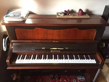 Pianoforte Allison