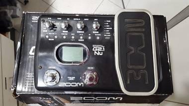 Pedaliera multieffetto Zoom g2 1 NU