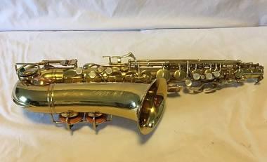 Sassofono/sax Contralto/alto Buescher Aristocrat prima serie