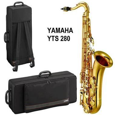 Sax Tenore Yamaha YTS-280 in Sib - SPEDITO GRATIS