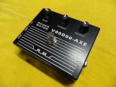 Roger Mayer Voodoo Axe Fuzz Active Splitter