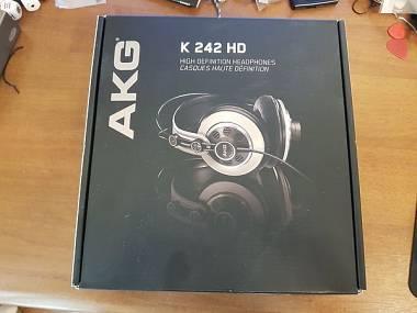 AKG K 242 HD CUFFIA -  5983723 - su Mercatino Musicale in Cuffie ... 5e2bc3cd3b54