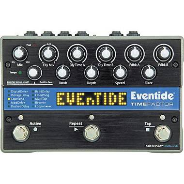 Eventide Time factor - Processore Effetti Delay Midi/usb