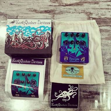 EarthQuaker Devices Pyramids Stereo Flanging Device - IN RIORDINO!