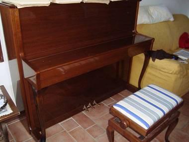 Pianoforte veritcale H 120 Sauter Krauss