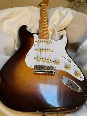 Fender Custom Shop Stratocaster 57 Masterbuilt Paul Waller