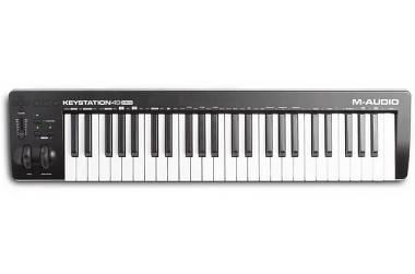 M-Audio M-AUDIO KEYSTATION 49 MK3 TASTIERA MIDI