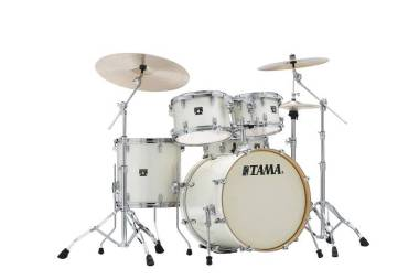 Tama CK50RS-VWS - shell kit - finitura Vintage White Sparkle