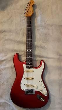 Fender stratocaster 62-85 JV 1983 car made in japan