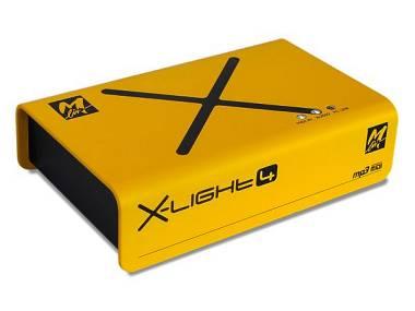 M Live X-Light 4 expander PC MAC ipad iphone midi karaoke mp3
