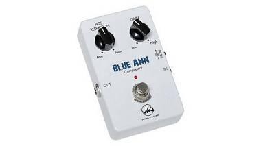 Vgs Guitars Blue Ann - Pedale COMPRESSORE per Chitarra
