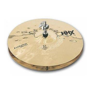 "Sabian HHX Evolution Hats 14"" - PROMO WOODSTOCK"