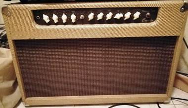 Amplificatore valvolare Carvin Bel Air 212 50W - Combo 2x12 Made in U.S.A.