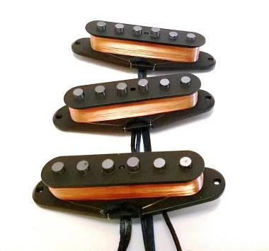 Pickup artigianali per Fender Stratocaster - Custom Stratocaster Pickups